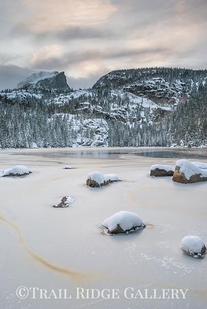 Bear Lake and Hallet Peak