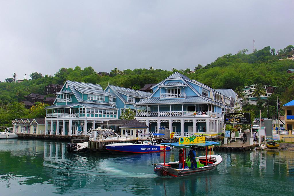 St. Lucia - Eastern Caribbean