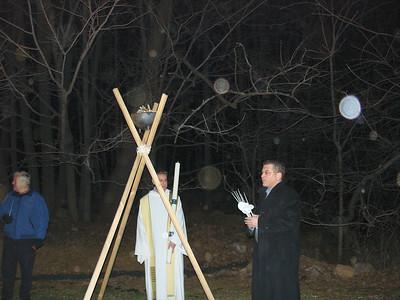 Easter 2007 at the Grange