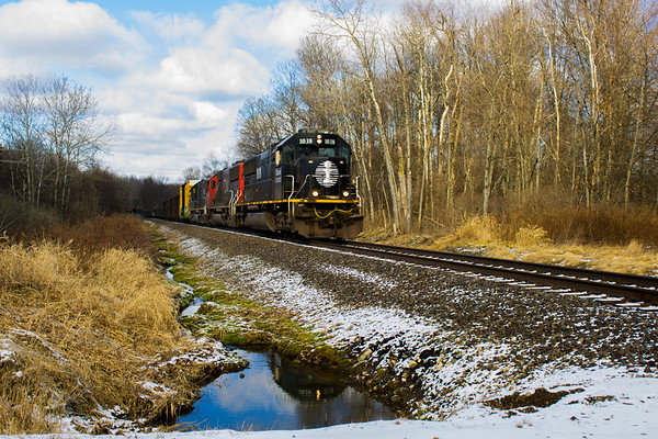 The Bessemer and Lake Erie Railroad