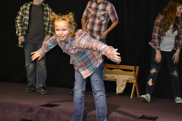 Best Christmas Pageant Ever - Show Photos
