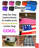 Step by Step Instructions to make cooler bags cool.
