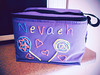 "Nevaeh's new lollipop lunch bag! More on Melissa's <a href=""http://melissanevaehjiedyn.blogspot.com.au/2012/02/creativity-captured.html"">blog</a>"