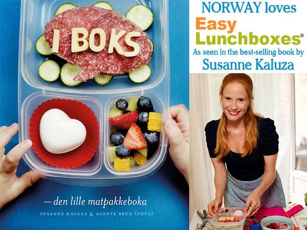 Norway Loves EasyLunchboxes