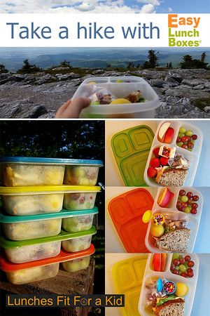 Take a hike with EasyLunchboxes