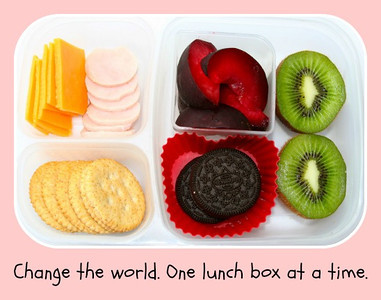 Changing the world with reusable EasyLunchboxes