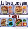 Leftovers in 4 ways