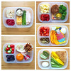 Colorful Lunches