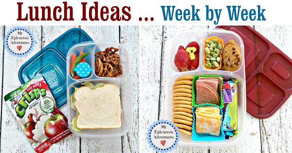 Weekly Lunch Ideas