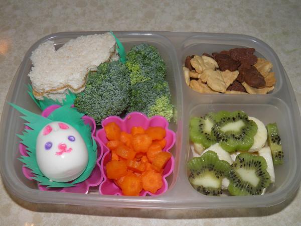 Rabbit food...but better.