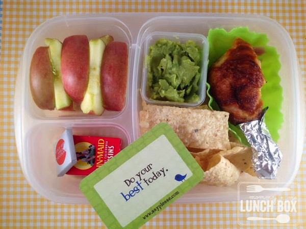 Do your best with EasyLunchboxes.
