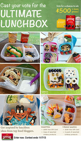 The ultimate lunchbox!