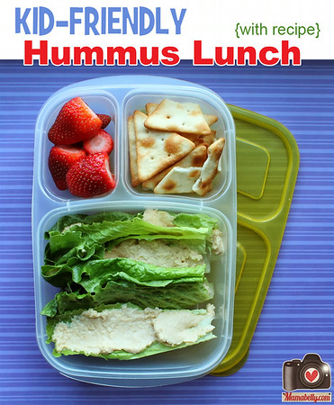 Hummus lunches