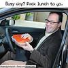 Lunch for men