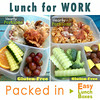 Hearty Work Lunches