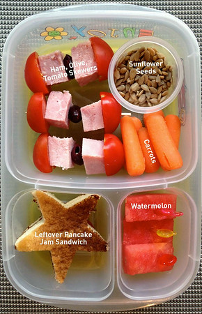 Creative Lunch Ideas