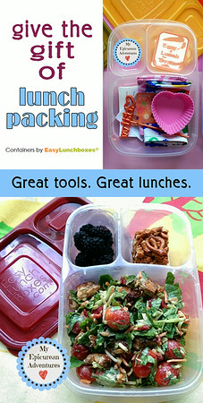 Give the gift of lunch packing
