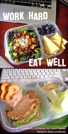 Work Hard. Eat Well.