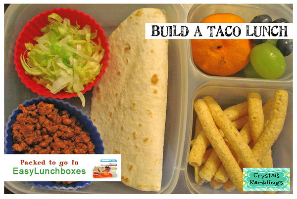BYOT: Build Your Own Tacos!