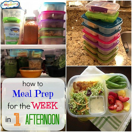 Meal Prep with EasyLunchboxes