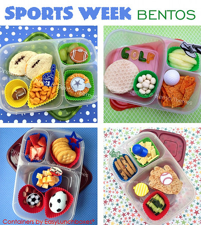 Sports Week Lunches