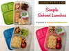 Simple School Lunches