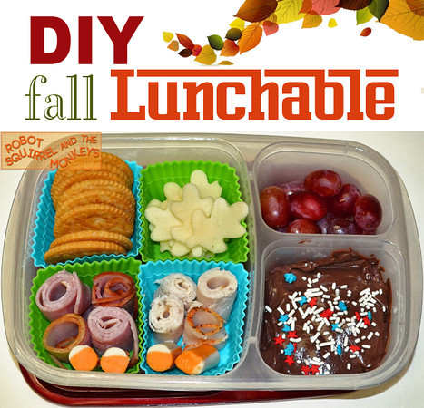 Fall Lunchable