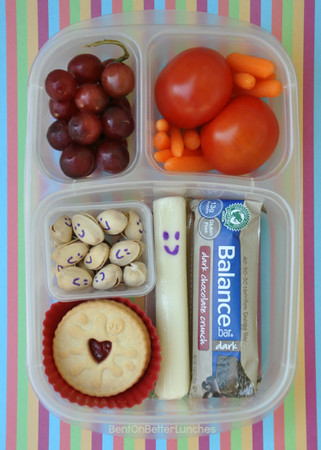 Lunch Box Smiles