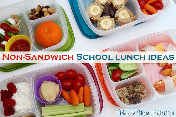 Get Out of the Sandwich Lunch Rut