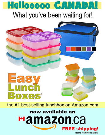 EasyLunchboxes in Canada