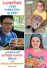 1000s of school lunch ideas