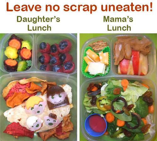 Scrap Heap Lunch