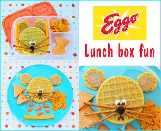Lunch with Eggo