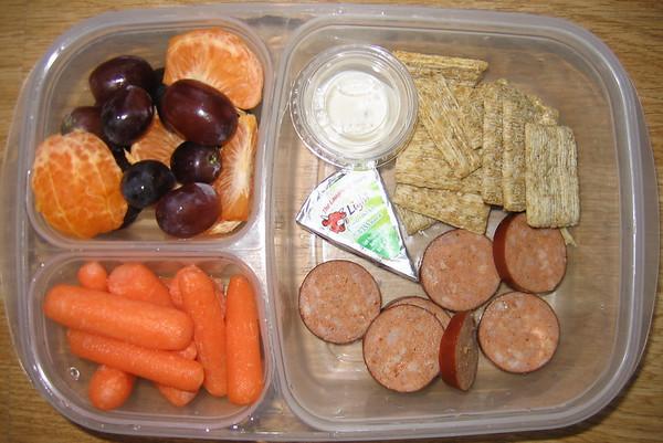 Protein & Fruit & Veggies