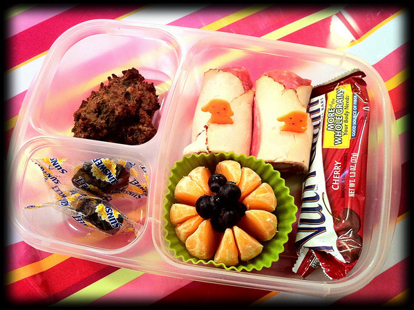 Sweet Lunches
