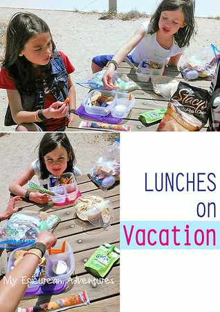 Lunches on Vacation