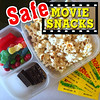 Allergy Safe Movie Snacks