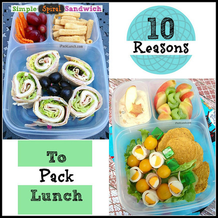 Why should you pack lunch?