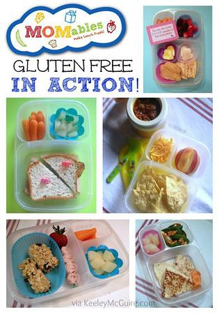 Gluten Free Lunches