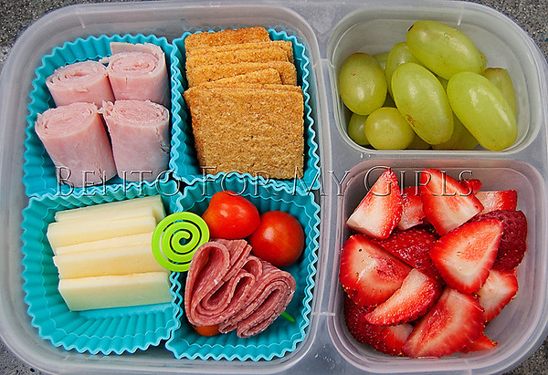 DIY LUNCHABLE