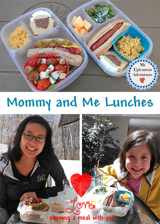 Mommy and Me lunches