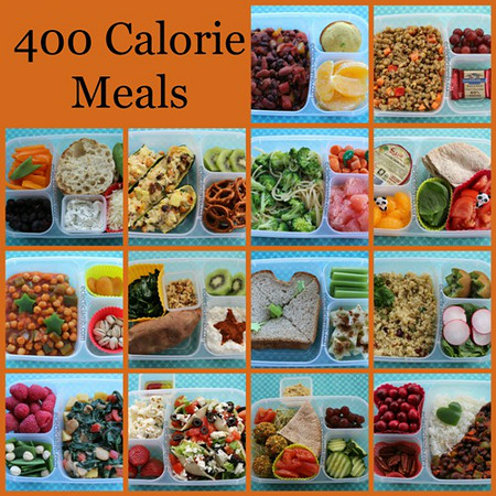 400 Calorie Lunches
