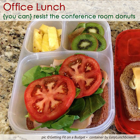 Office lunch