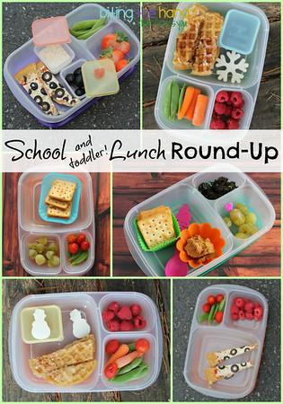 Lunch Round-up
