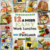 Easy Work Lunch Ideas
