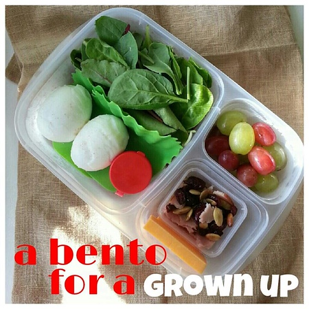 Bento for grown up