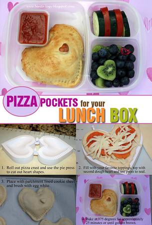 Pizza Pockets