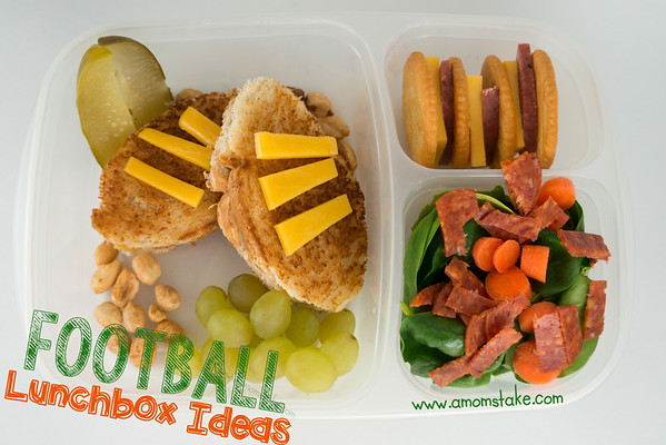 Football Lunch Ideas