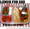 Lunch for Dad
