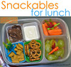 Snackables made easy